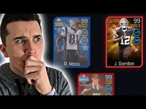 99 JOHNNY MANZIEL!I PLAYING OLD MADDEN GAMES! #1