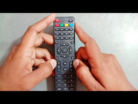 How to repair Remote control problem solution fix