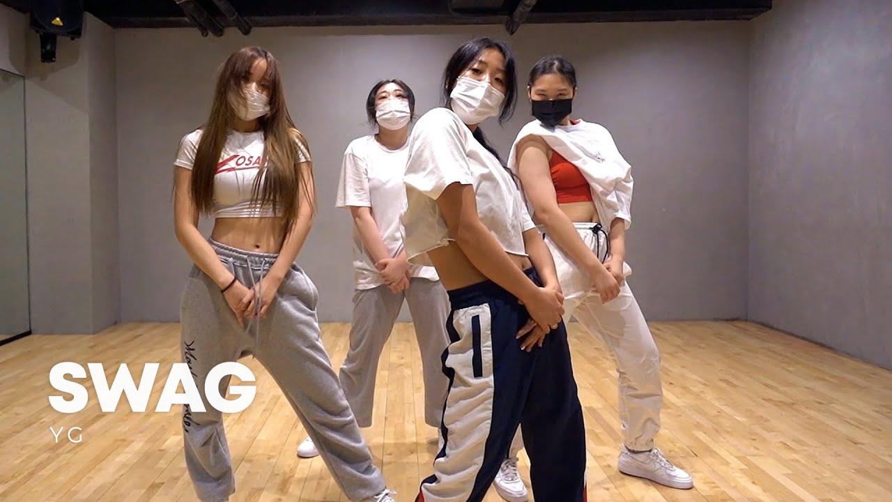 YG - SWAG | Jaehee Lee choreography | MOVE Dance Studio