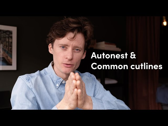 Autonest and Common cutlines