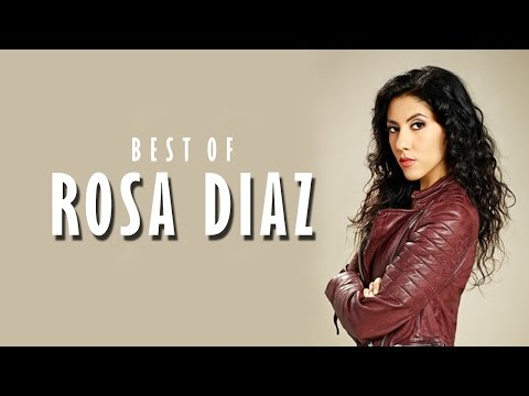 Best of Rosa Diaz | Brooklyn Nine Nine