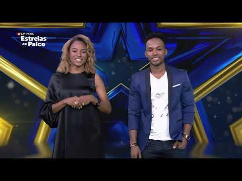 Unitel Estrelas ao Palco - Stela Carvalho e Adi Cudz