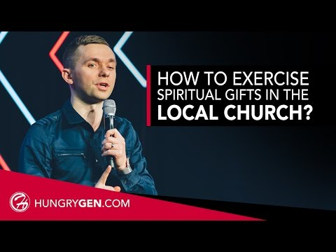 Spiritual Gifts in the Local Church | Pastor Vlad