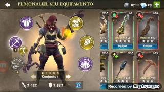 dungeon hunter 5 dicas
