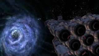 Star Wars Galaxies Pre-NGE: JTL Corvette Attack