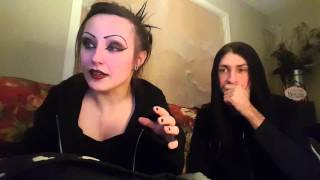 Goths react | Two kids one sandbox
