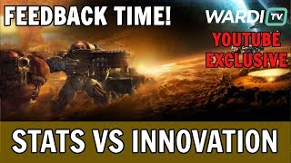 Stats vs INnoVation (PvT) - FEEDBACK TIME (YouTube Exclusive!)