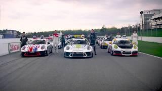 Porsche GT3 Cup Canada 2020 Schedule