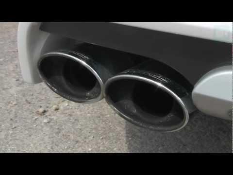 Volvo S60 T6 Heico Revving LOUD! (Interior, Engine, Exhaust)