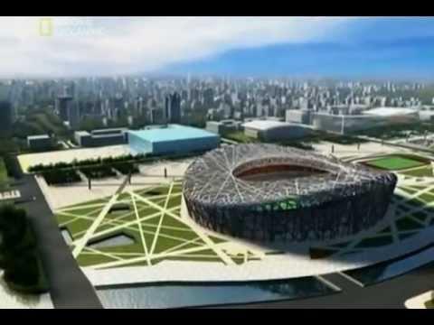 Суперсооружения. Олимпийский стадион в Пекине   Beijing Olympic Stadium