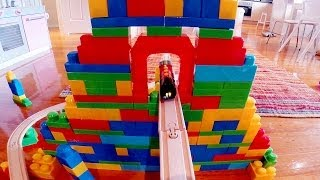 Into the Potty - Mega Bloks Mayhem Fun - Toy Train Track 31