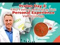 How to lose weight with Prolon Day 2: FMD Fasting Mimicking Diet: MTOR, IGF1, PKA - Valter Longo