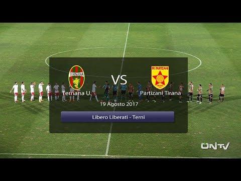 ONTV: Highlights Ternana - Partizani Tirana (3-1)