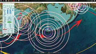 2/18/2019 -- New Deep Earthquakes = likely seismic unrest coming this week