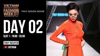 THUY DESIGN HOUSE   VIETNAM INTERNATIONAL FASHION WEEK FALL WINTER 2017