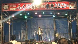 池袋ふくろ祭り第16回 東京よさこいが10月10日池袋西口で開催され...