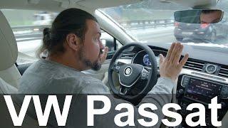 Volkswagen Passat Фольксваген Пассат СТОК 34 смотреть