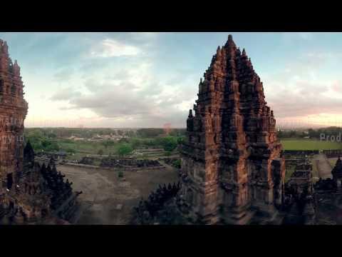 [WONDERFUL INDONESIA] : Jogjakarta, Solo, and Semarang (Joglosemar) in 360 video 4K