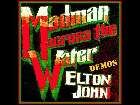 Elton John - Levon (demo 1971) With Lyrics!