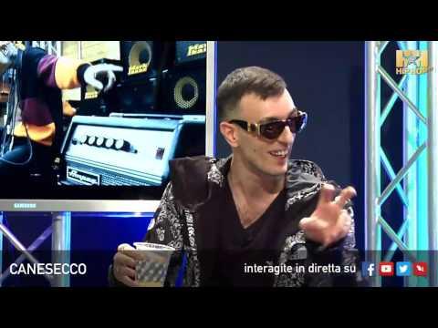 CANESECCO LIVE SU HIP HOP TV 😎👊🏻📲
