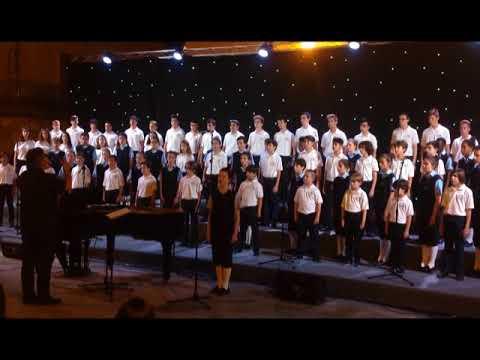 La Escolanía y Los Niños del Coro. Caresse sur l'océan