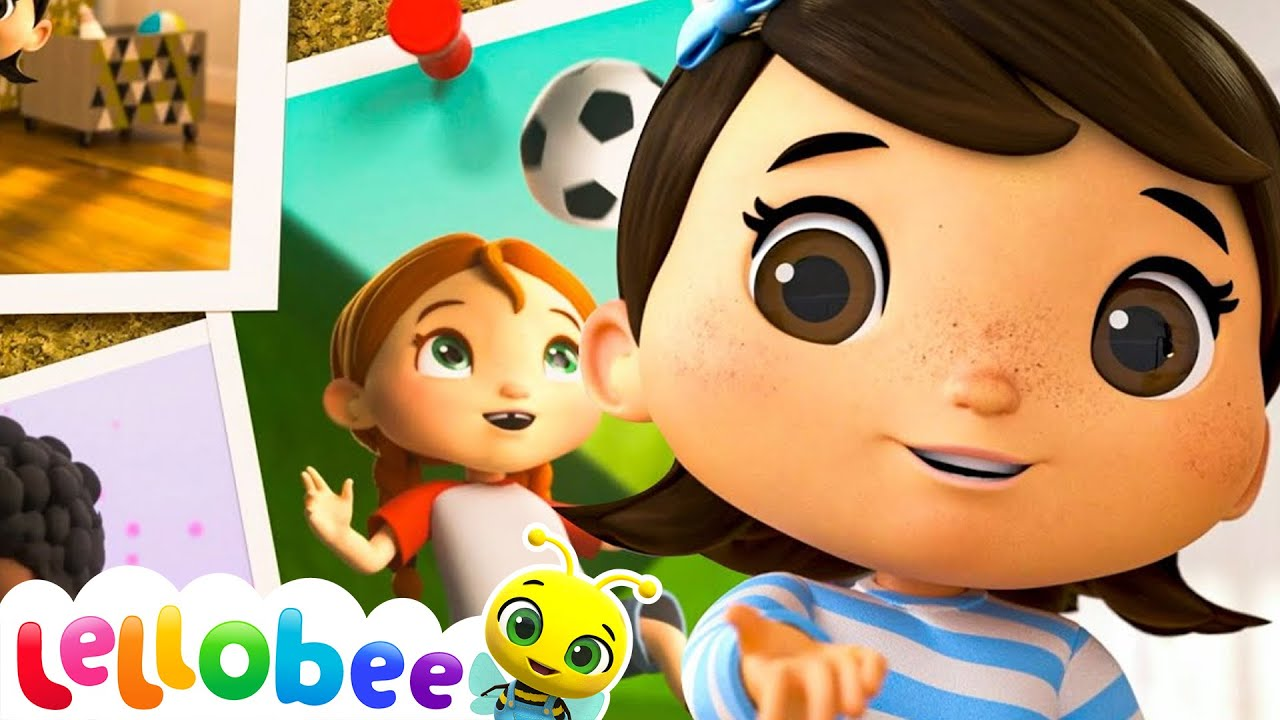Thank You Song - How to Say Thank You | BRAND NEW! | Nursery Rhymes | Little Baby Bum