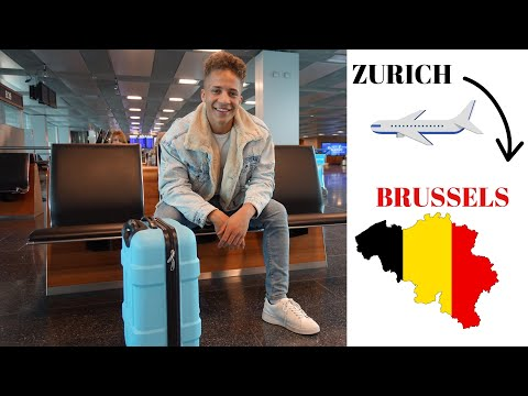 WEEKEND TRIP TO BELGIUM | VLOG