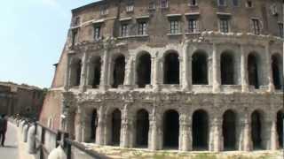 ITALIA/Roma 47:Teatro di Marcello/ローマ:マルチェッロ劇場