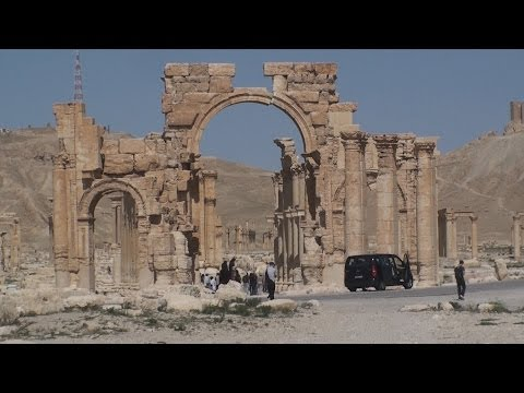 Palmyra Ruins تدمر - Syria سوريا