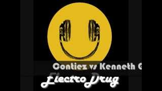 Contiez vs Kenneth G - Trumpsta Rave Olution (ElectoDrug Remix)