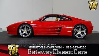 1992 Ferrari 348Ts Gateway Classic Cars #968 Houston Showroom
