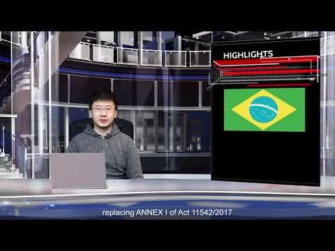 SIEMIC News - Brazil ANATEL new standard replacement notice