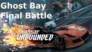 Ridge Racer Unbounded: Ghost Bay - Final Battle