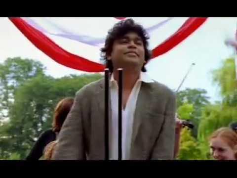 A.R. Rahman old airtel ad