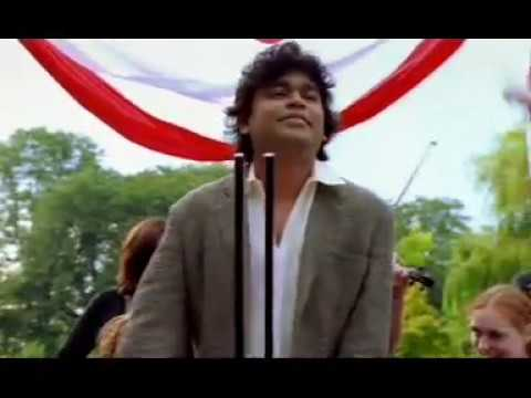 AR Rahman old airtel ad
