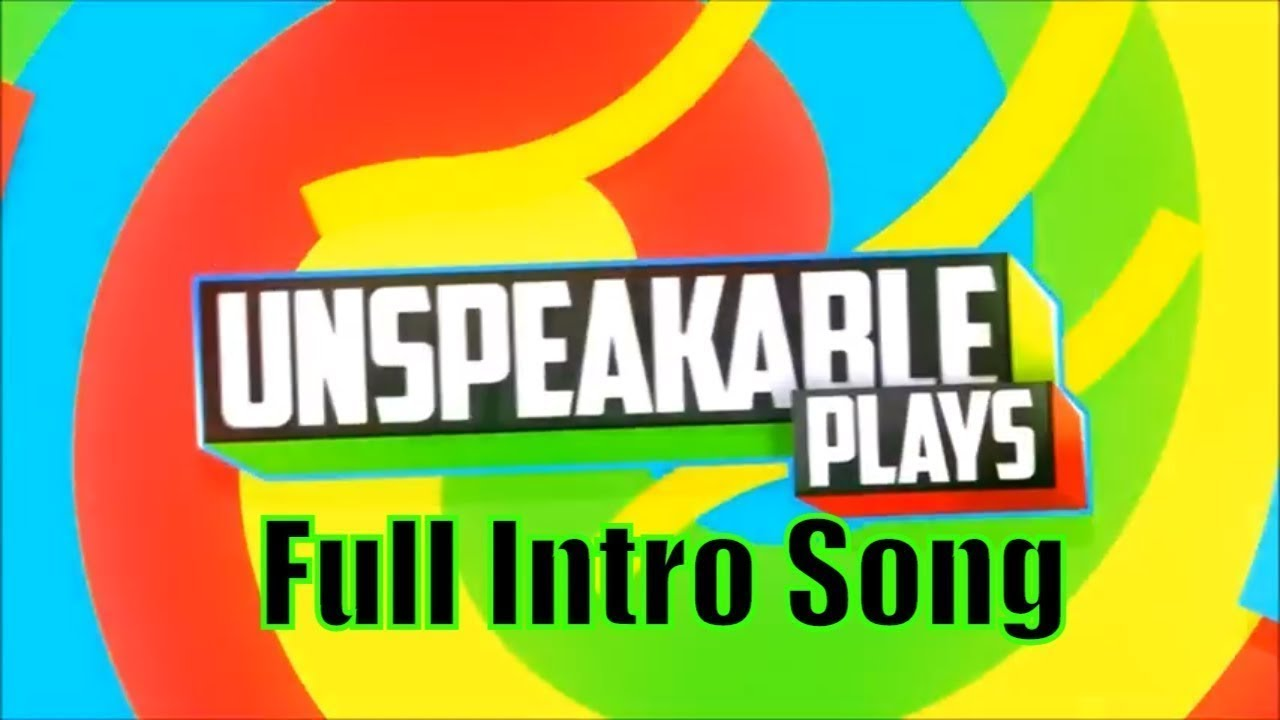 UnspeakablePlays New Intro Song (Niklas Ahlström - Hotshot 2)
