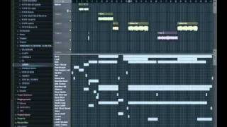 BloodHound Gang   Bad Touch D J L C House Remix 2011 FL Studio