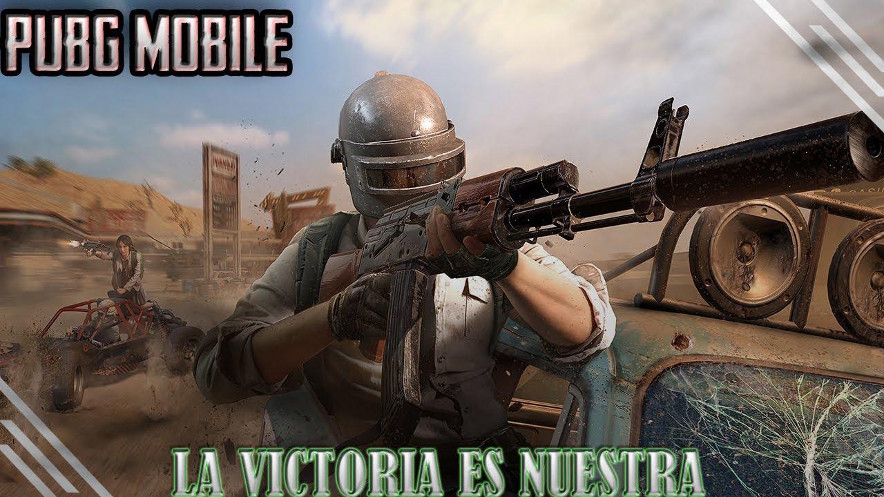 DUELO POR EQUIPOS PUBG- LA VICTORIA ES NUESTRA!!