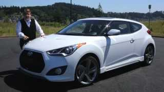 Test Drive The 2013 Hyundai Veloster Turbo(http://www.iveho.com/ Nik J. Miles test drives the 2013 Hyundai Veloster Turbo. If you like this video and want to see more like please subscribe and then go to ..., 2013-06-05T19:03:14.000Z)