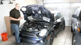 My Mini Cooper Upgrades: Making A Mini Cooper Faster