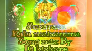 Video Suraram Kata maisamma 2018 New song    (HD teemmar )    mix by    Dj Kishore download MP3, 3GP, MP4, WEBM, AVI, FLV Oktober 2018