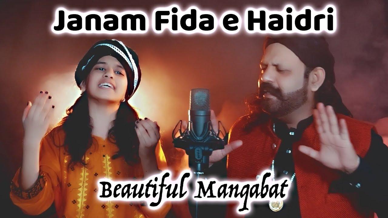 Jaanam Fida-e-Haideri | Original by Sadiq Hussain | Mola Ali a.s Manqabat 2021 - Hi-Tech Islamic