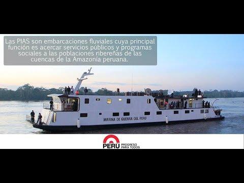 Plataforma Itinerante de Acción Social (PIAS) Lago Titicaca 1