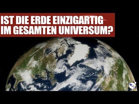 Ist die Erde einzigartig im gesamten Universum?