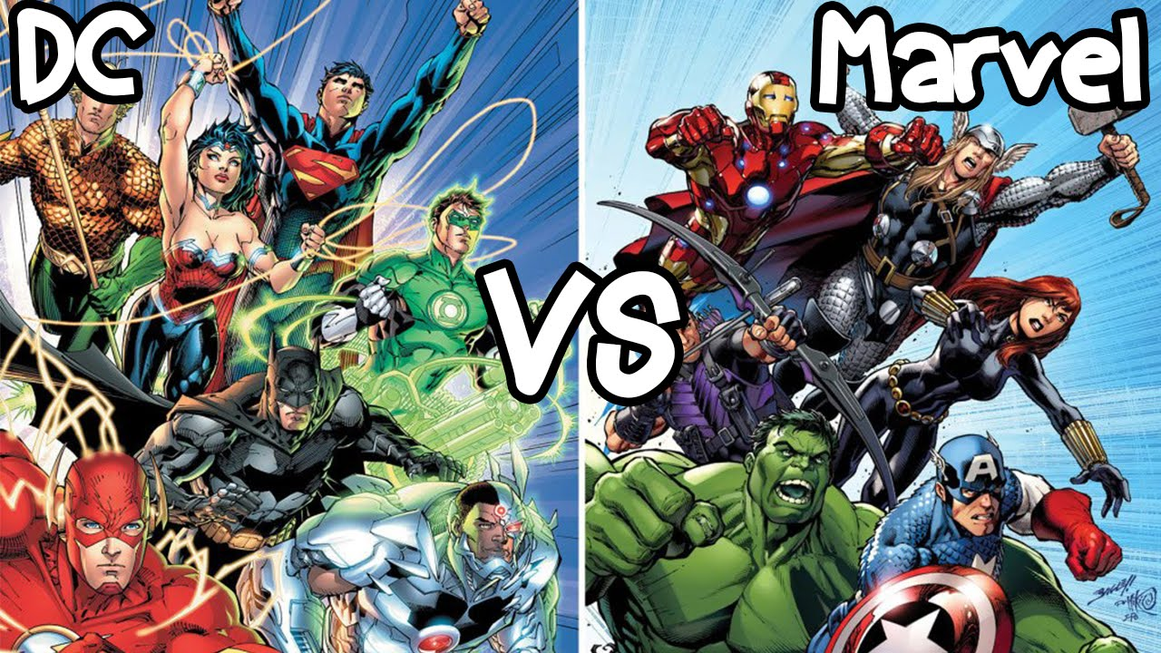 avengers vs justice league who will win - Avengers Vs Justice League
