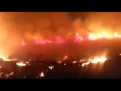 Cháy lớn gần căn cứ NATO ở Thổ Nhĩ Kỳ