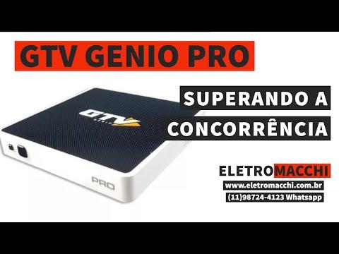 GTV GÊNIO PRO - SUPERANDO A CONCORRÊNCIA