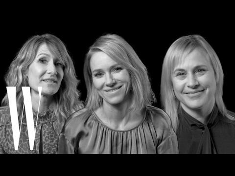 Naomi Watts, Laura Dern & Patricia Arquette Tell David Lynch Stories | W magazine