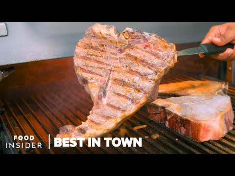 The Best Steak In New York City | Best In Town