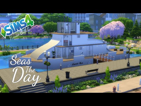 The Sims 4 - House Build - Seas The Day